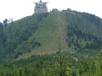 Komentovaný výstup na Lysou horu.