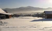 Na Lysé hoře je výrazně tepleji než v nížinách, ochlazení se teprve čeká