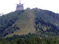 Na Lysé hoře padnul teplotní rekord, starý 76 let.