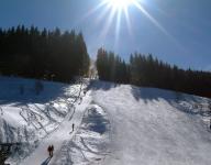 Ski areál razula Velké Karlovice