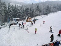 Ski areál Velká Polom