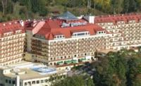 Vodní park Tropikana - hotel Golebiewski - Ustroň