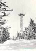 Původní signalizační věž.